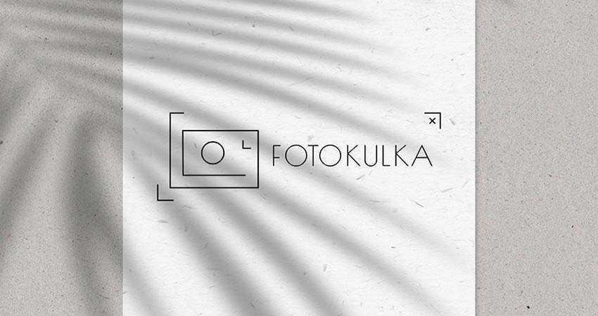 Studio photography photographer logo design inspiration