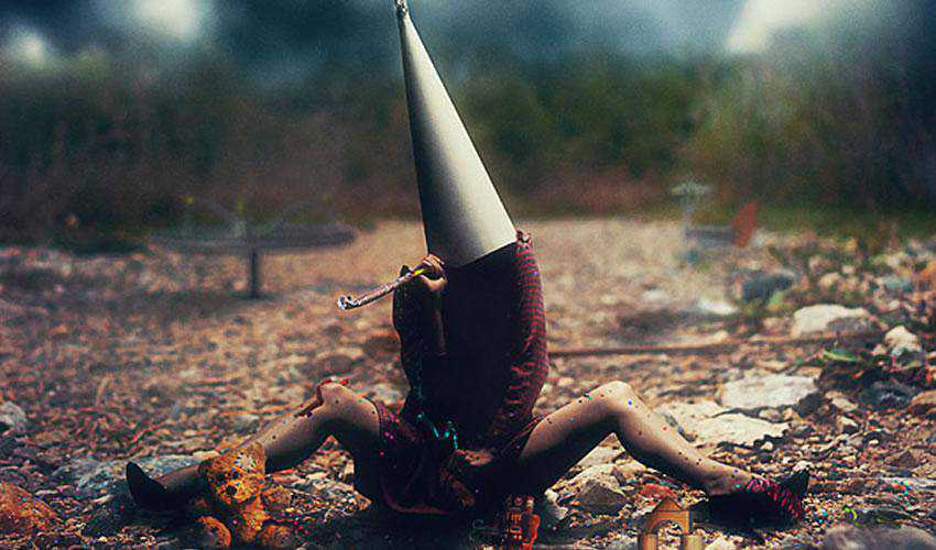 A Dark Conceptual Photo Manipulation With Stock Photography