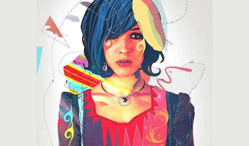A Colorful Retro Poster Tutorial