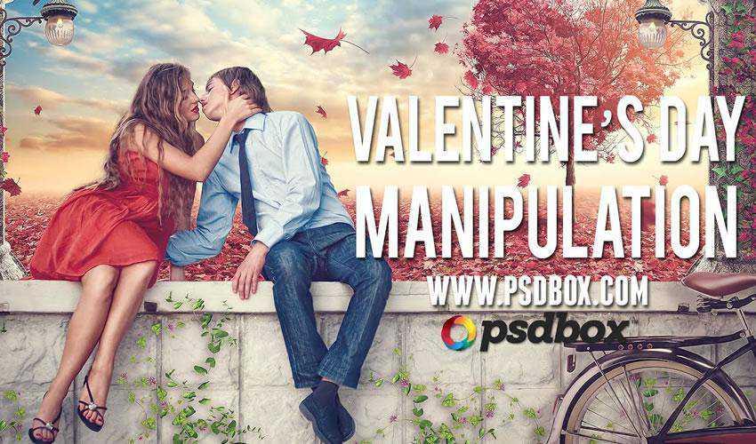 Valentines Day Manipulation Photoshop Tutorial