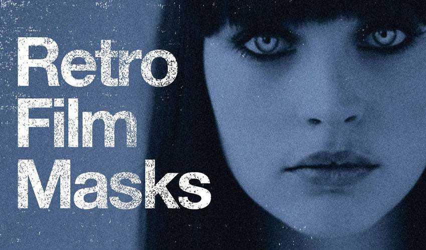 Retro Photo Masks