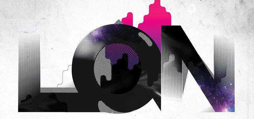 Urban Type Art text effect adobe photoshop tutorial
