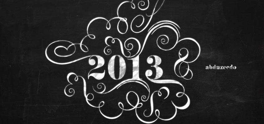 how to create a stylish ornament typography and then apply a chalkboard effect