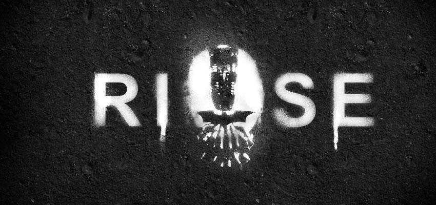 Dark Knight Rises Stencil Effect in Photoshop