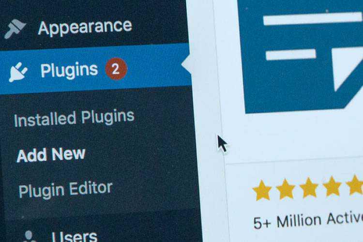 Example from The Grumpy Designer's WordPress Plugin Pet Peeves