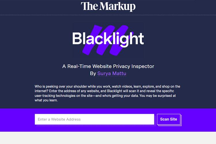 Example from Blacklight