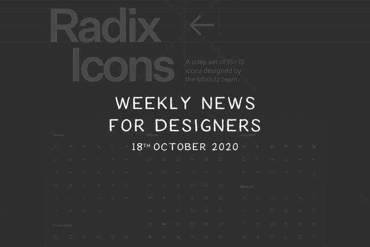 Weekly News for Designers № 562