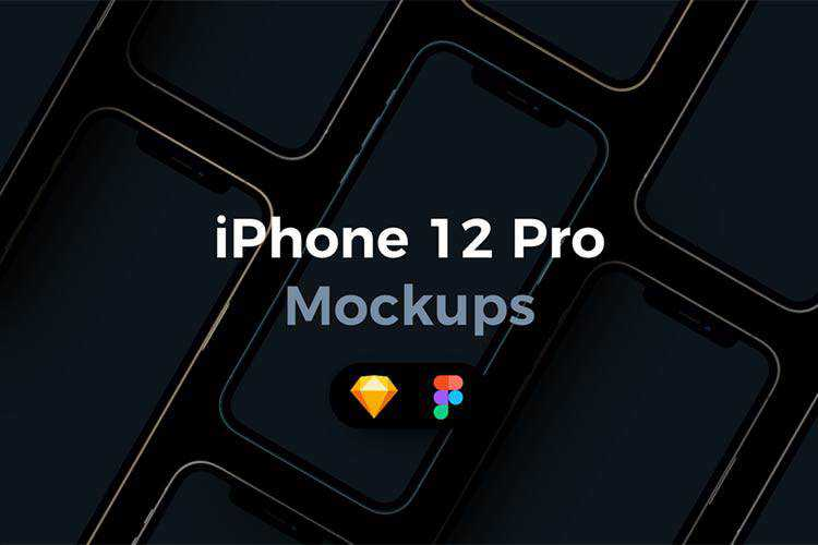 Example from iPhone 12 Pro - Mockups for Sketch & Figma