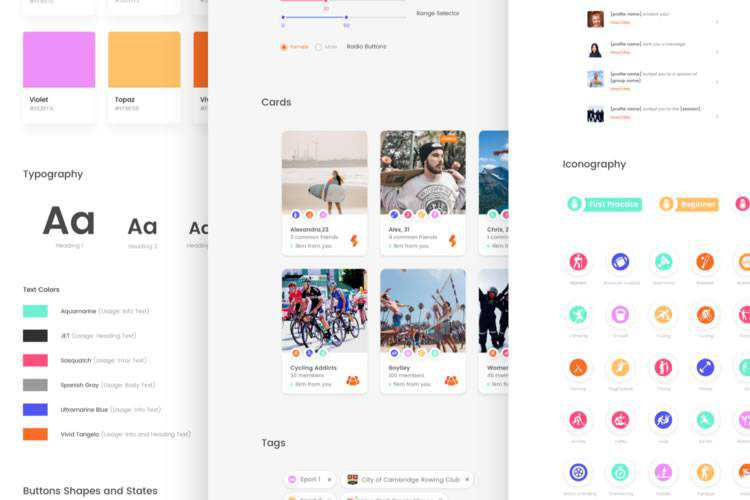 Example from Top 50 Free Web UI Kits & Templates