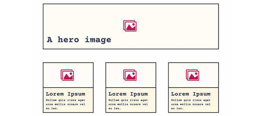 Example from CUBE CSS