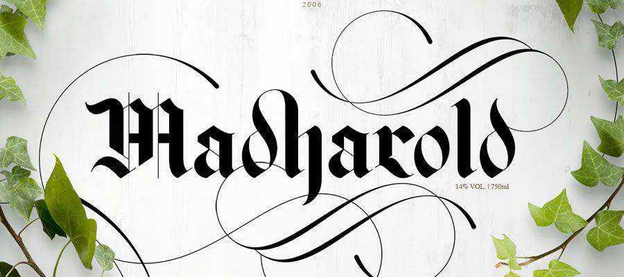 Osgard Pro free gothic font family