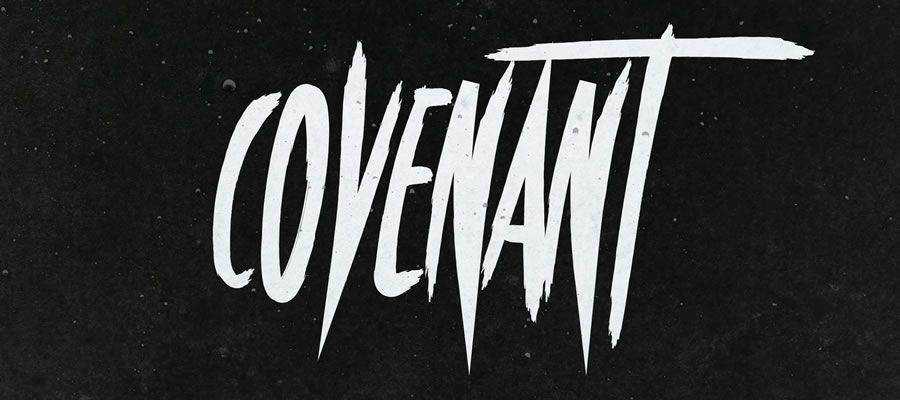 Covenant free gothic font family