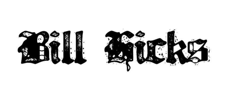Bill Hicks free gothic font family
