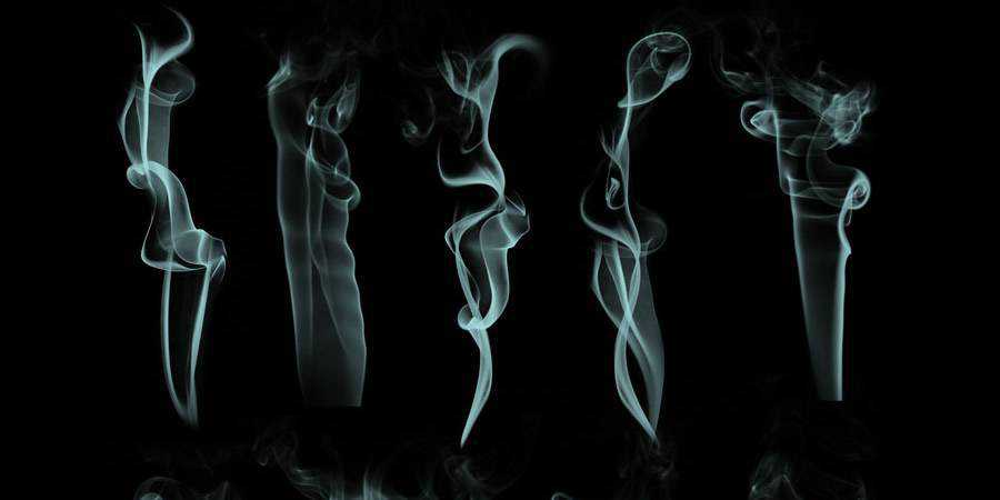 Photoshop Smoke Brushes ABR