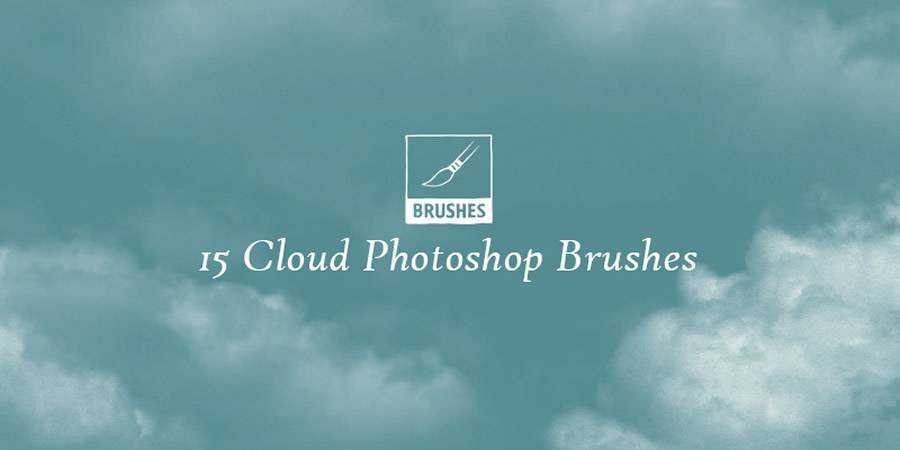 cloud free photoshop brushes ABR