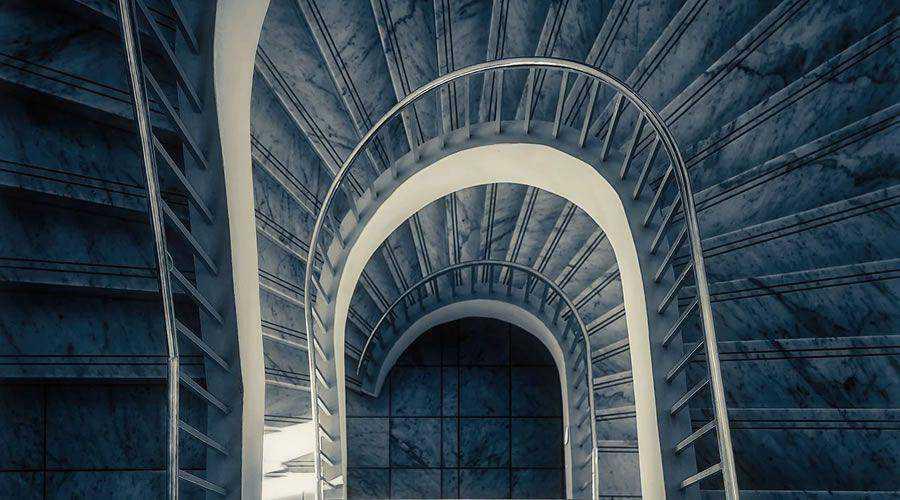 Gradual Staircase desktop wallpaper hd 4k high-resolution