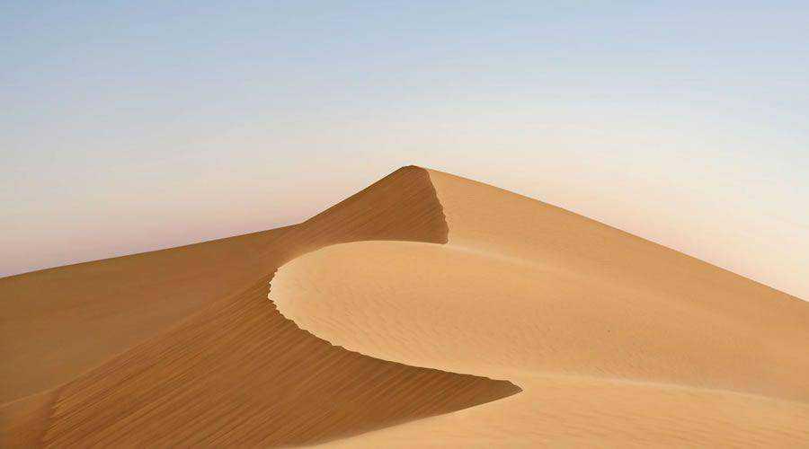 Minimal Sand Dune desktop wallpaper hd 4k high-resolution