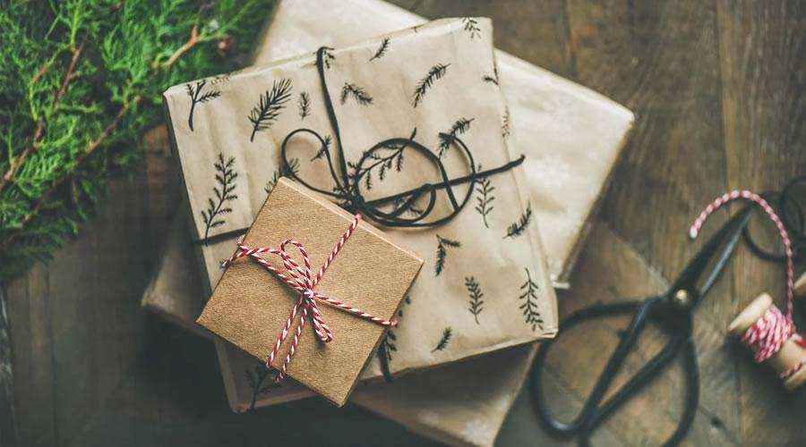 Stacked Christmas Gift Wrapping hd wallpaper desktop high-resolution background