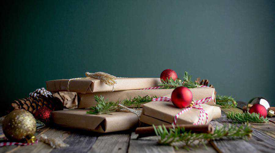 Gift Boxes with Red Baubles christmas hd wallpaper desktop high-resolution background
