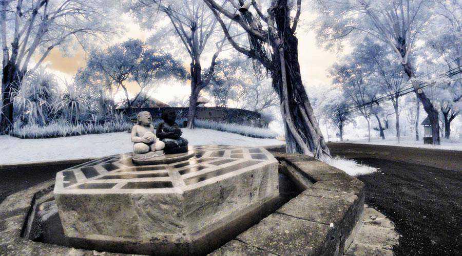 shot infrared Friends inspiration