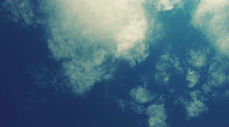 Clouds minimal minimalistic desktop wallpaper hd 4k high-resolution