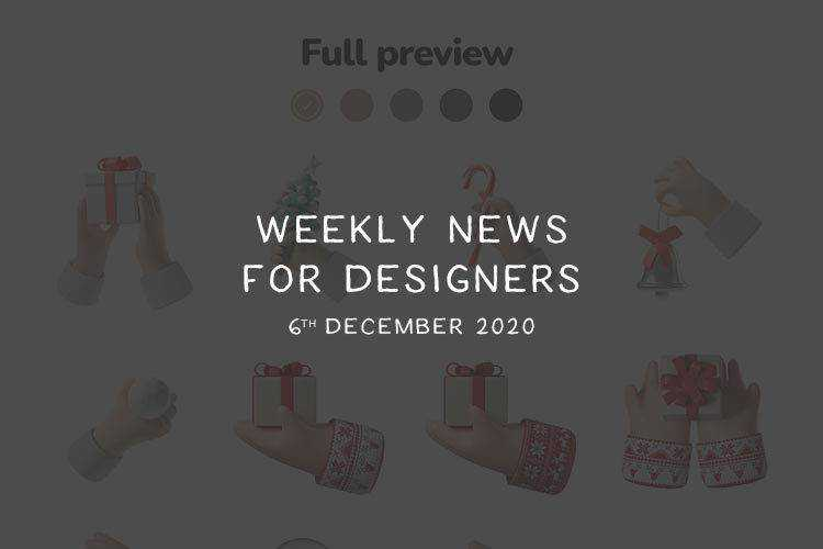 Weekly News for Designers № 569