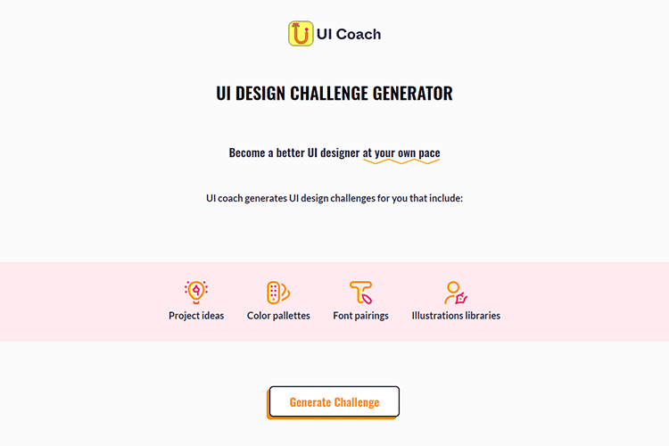 Example from UI Coach