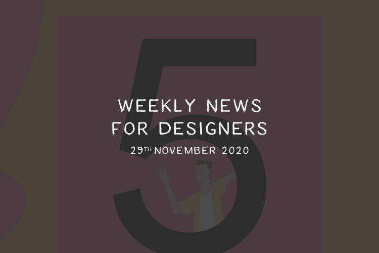 Weekly News for Designers № 568