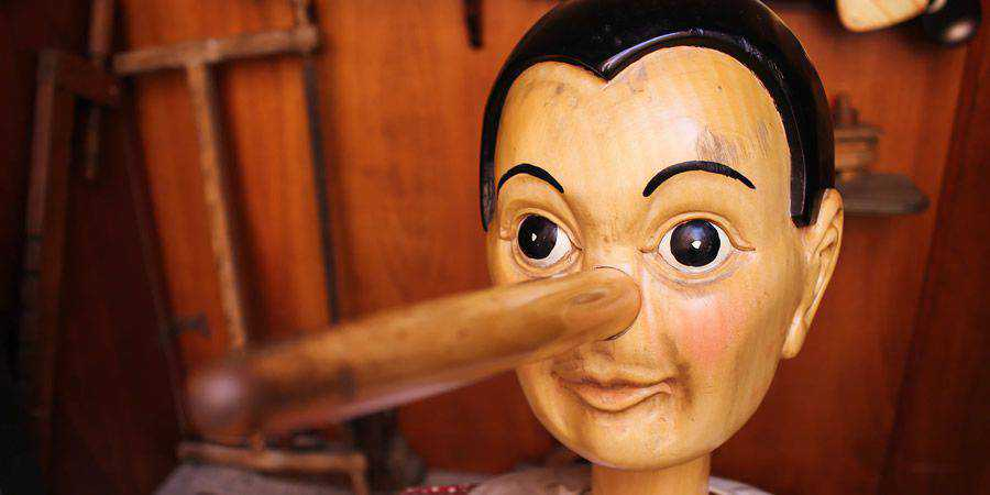 Pinocchio wood doll boy