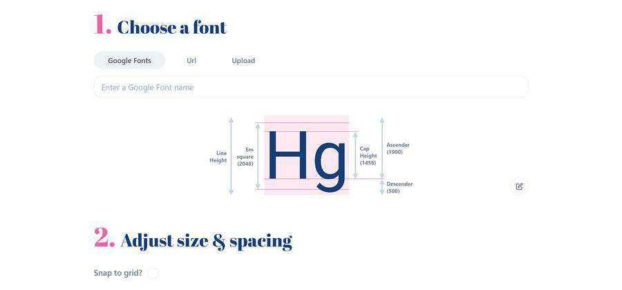 Capsize web-based tool free web design example