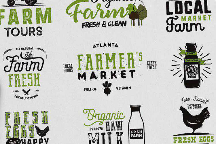 Example from The 20 Best Food & Drink Logo Template