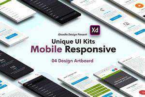 Responsive UI Kits