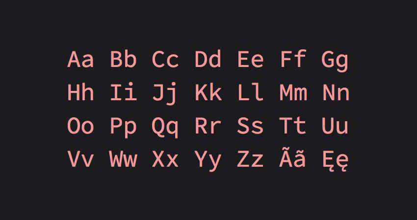 Monospaced Mono Free Font Designers Creatives Office Code Pro