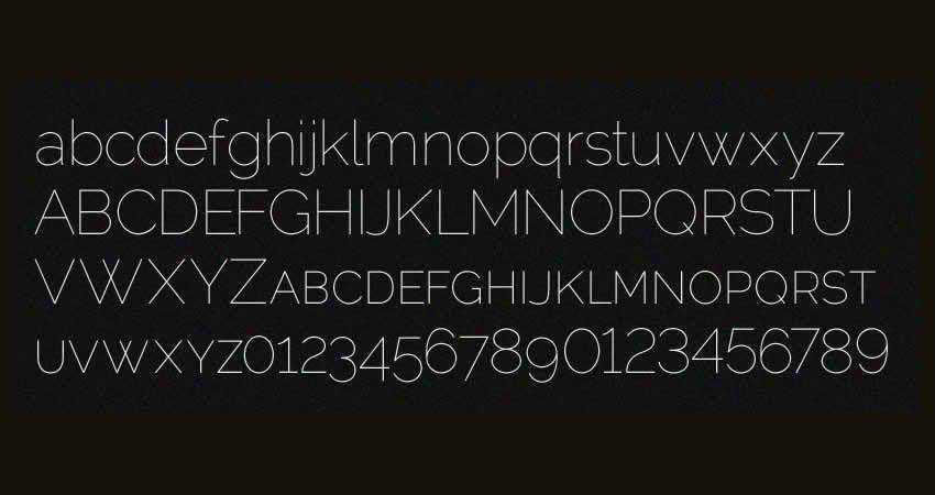 Sans Serif Free Font Designers Creatives Raleway Sans Serif