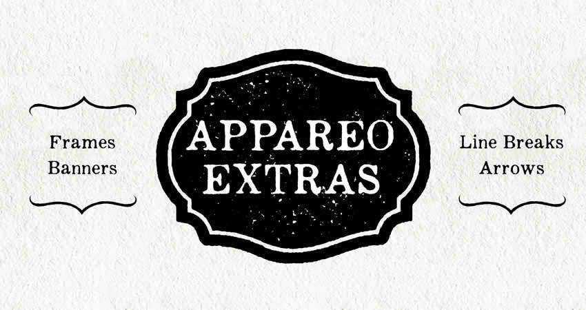 Serif Free Font Designers Creatives Appareo Extras
