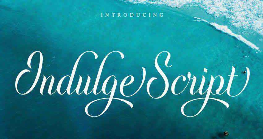 Serif Free Font Designers Creatives Indulge Script