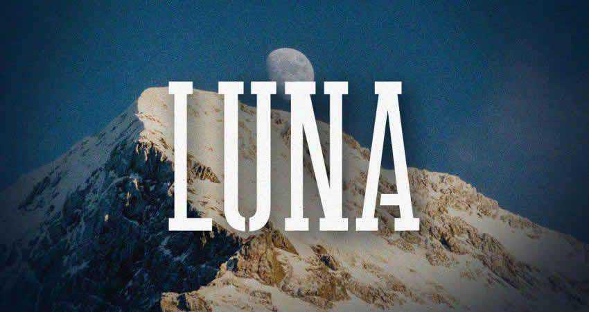 Slab Serif Free Font Designers Creatives LUNA