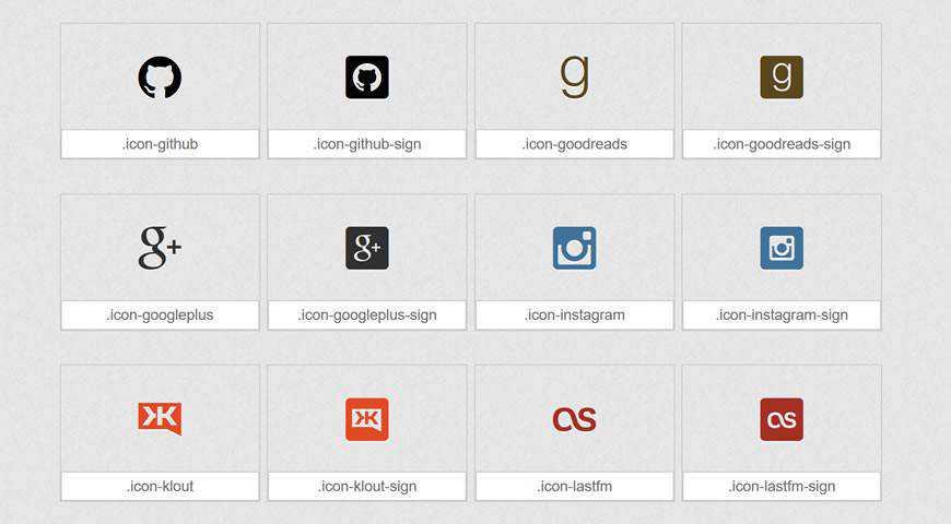 Socialicious Social Media Icon Library @fontface webfont free