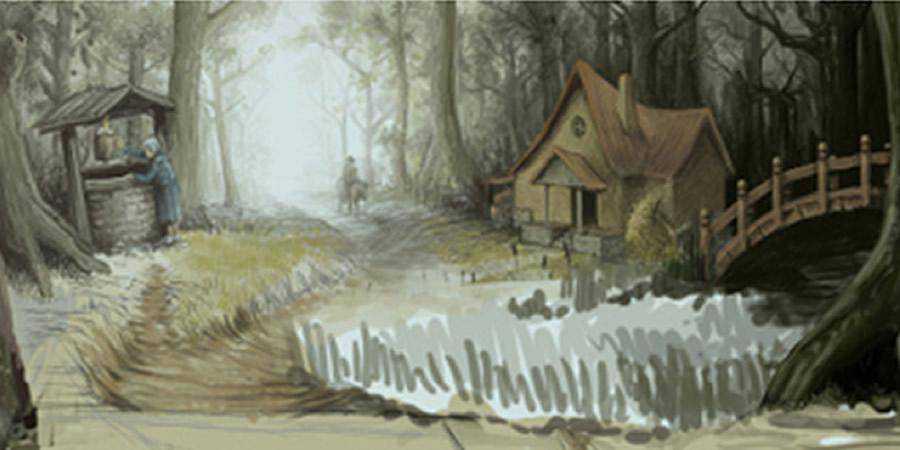 Make Digital Painting tutorial graphic designers Photoshop