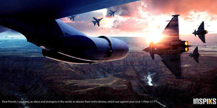 Cinematic Aerial Scene tutorial graphic designers Photoshop