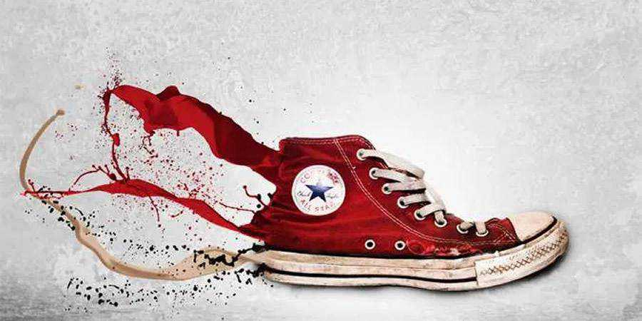 Awesome Splashing Sneaker Photoshop Tutorial
