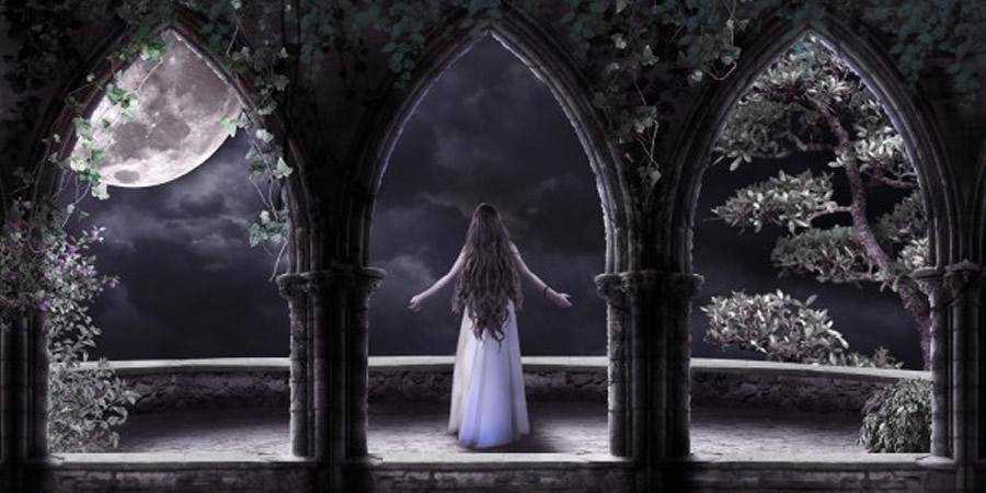 Beautiful Surreal Night Photo Manipulation photoshop