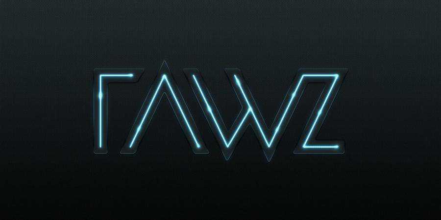 RAWZ Light Effects tutorial graphic designers Photoshop