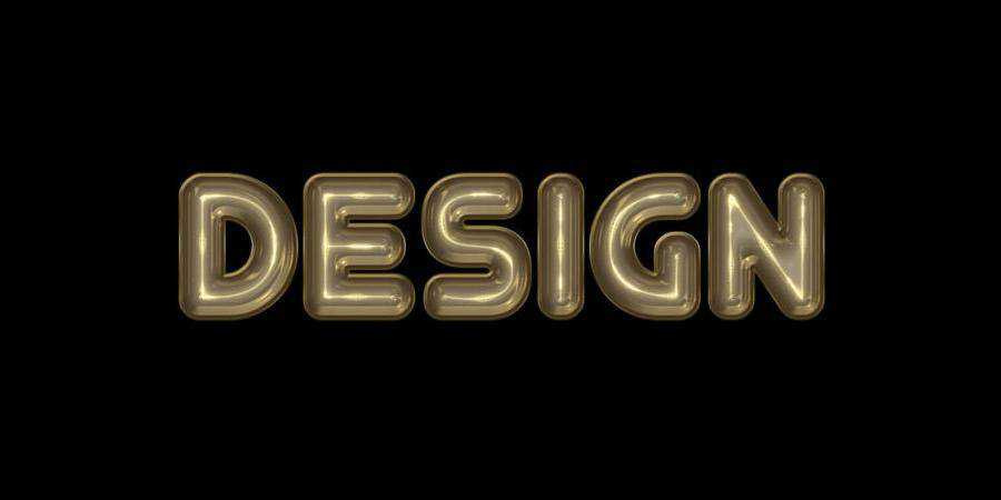 Light Bulb Inspired Text Effect Photoshop Tutorial