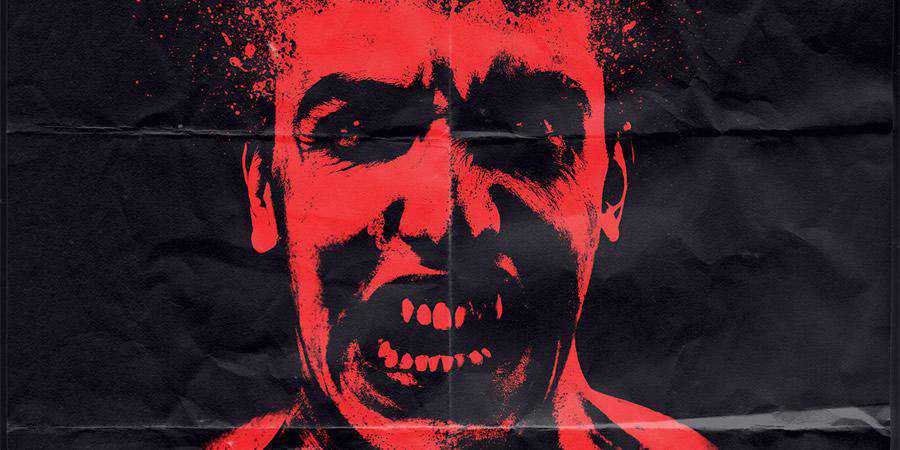 Raw Horror Movie Poster Photoshop Tutorial