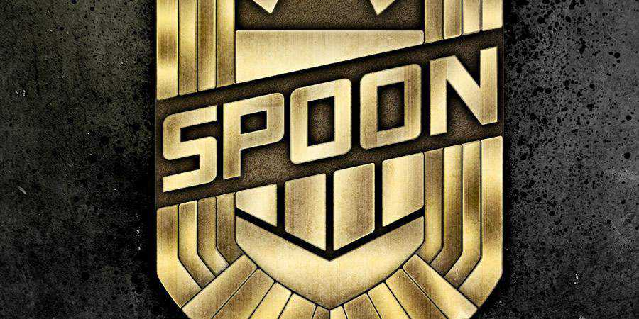 Judge Dredd Badge Design Photoshop Tutorial