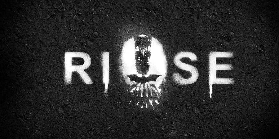 Dark Knight Rises Stencil Effect Photoshop Tutorial