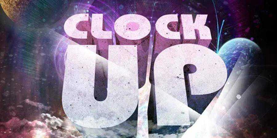 Clock Up Wallpaper tutorial graphic designers Photoshop