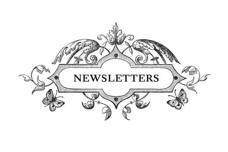 Example from Newsletters