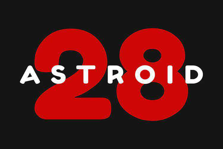 Example from The 50 Best Fonts for Creating Stunning Logos in 2021